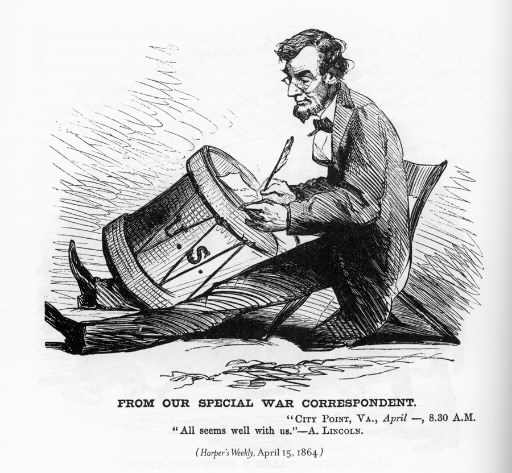 Civil War Cartoons History Of Political Cartoons